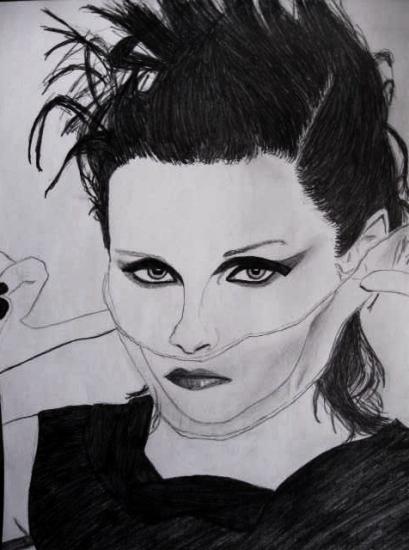 Kristen Stewart by After-Death